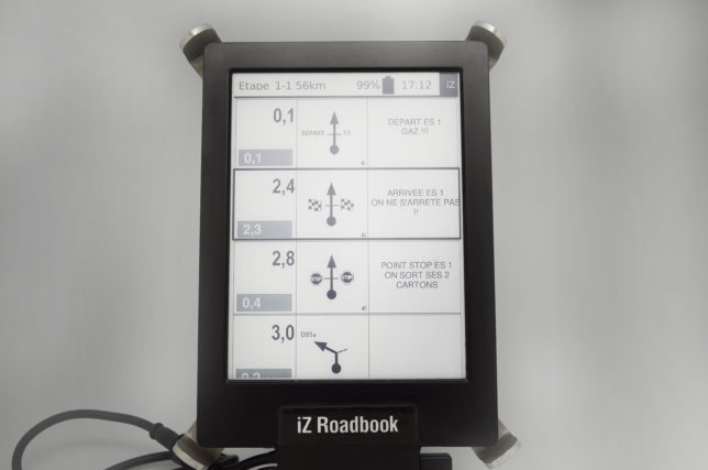 IZ Roadbook